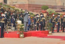 6th battalion of the Sikh Regiment to guard Rashtrapati Bhavan