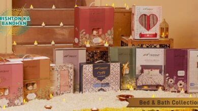 Trident launches festive gift collection of bed and bath linens