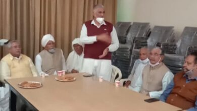 Now farmers laid condition for meeting; Haryana Khap panchayat extended support-photo courtesy-internet