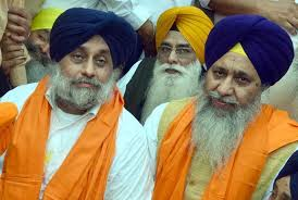 SGPC elections-change in the guard-Longowal fails in Sukhbir's loyalty test-Photo courtesy-Internet
