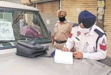 Punjab police collected whooping 32.47 cr as fine-Photo courtesy-Internet