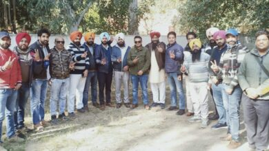 Patiala media club elections- journalist elects new team