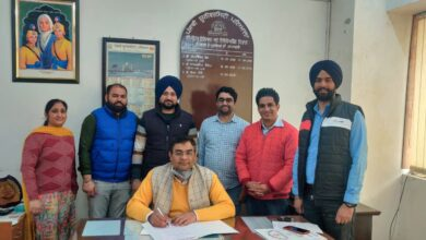 Admissions-Punjabi university CSE department brought good news in Covid times- Dr Maini