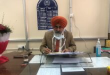 Punjab govt appointed Dr Manjit Singh as director PHSC