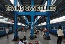Jan 22-railways cancelled, diverted, terminated trains in Punjab -Photo courtesy-Internet