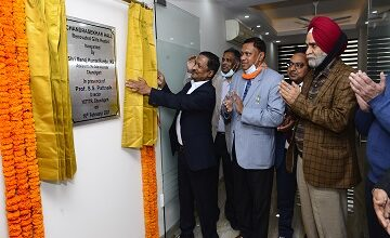 UT advisor inaugurated girls' hostel at NITTTR Chandigarh
