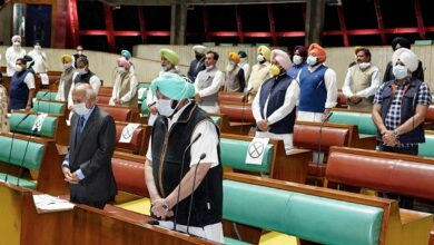 First time farmers, farm labourers, writers along with eminent personalities remembered in Vidhan sabha