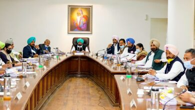 Punjab cabinet okays restructuring of four key departments ;approved creation of new posts