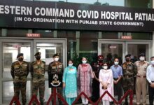 Rajindra hospital got shot in the arm; Western Command launched 100 bedded Covid Care facility